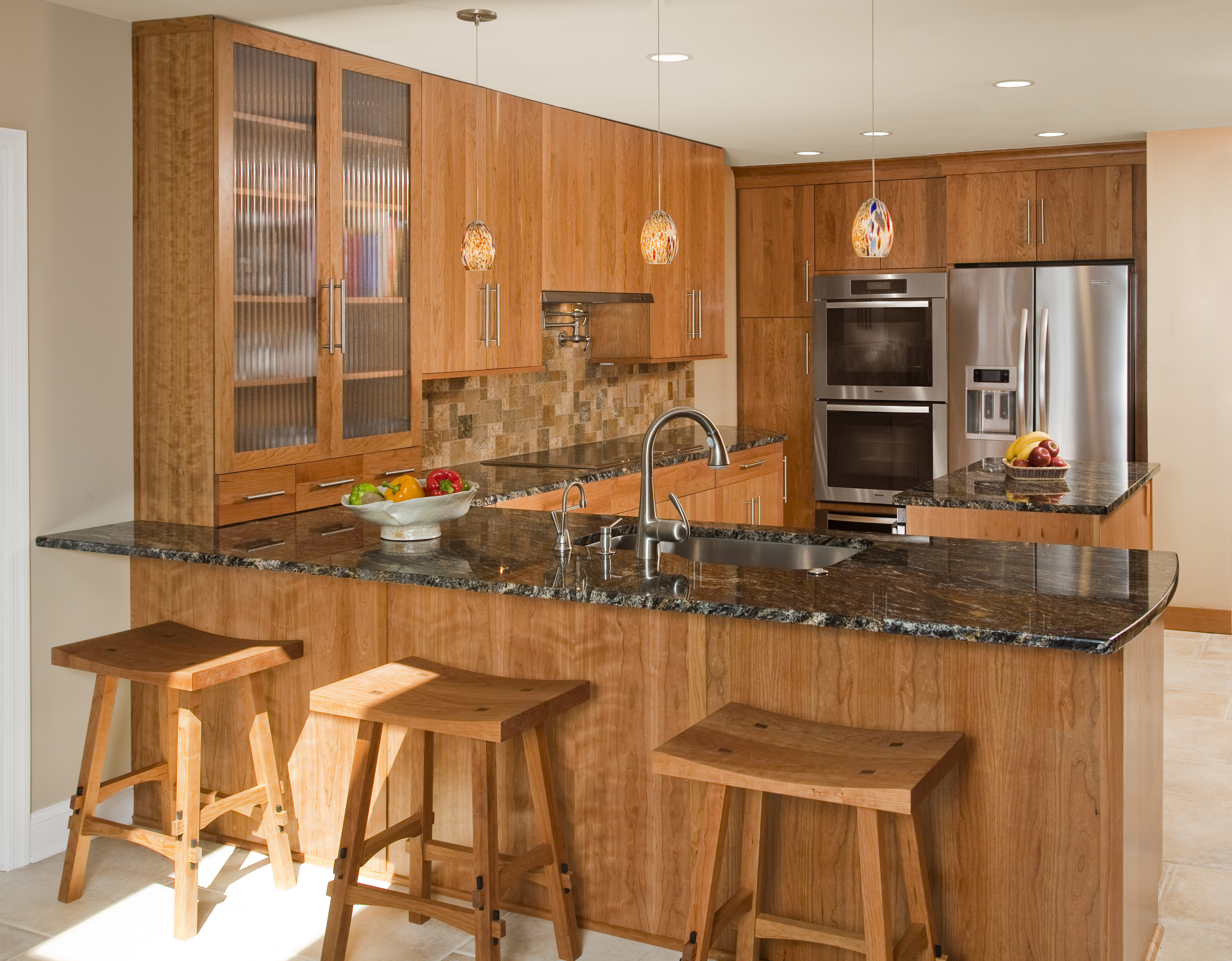 2017 for American kitchen design gallery