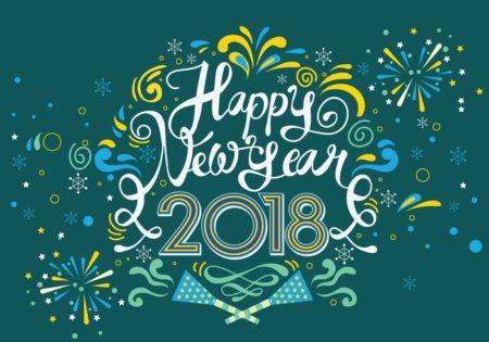 صور تهاني بطاقات وكروت تهنئة بمناسبة العام الجديد 2018 (2)