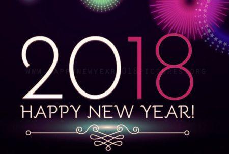 صور خلفيات وتهنئة 2018 العام الجديد (2)