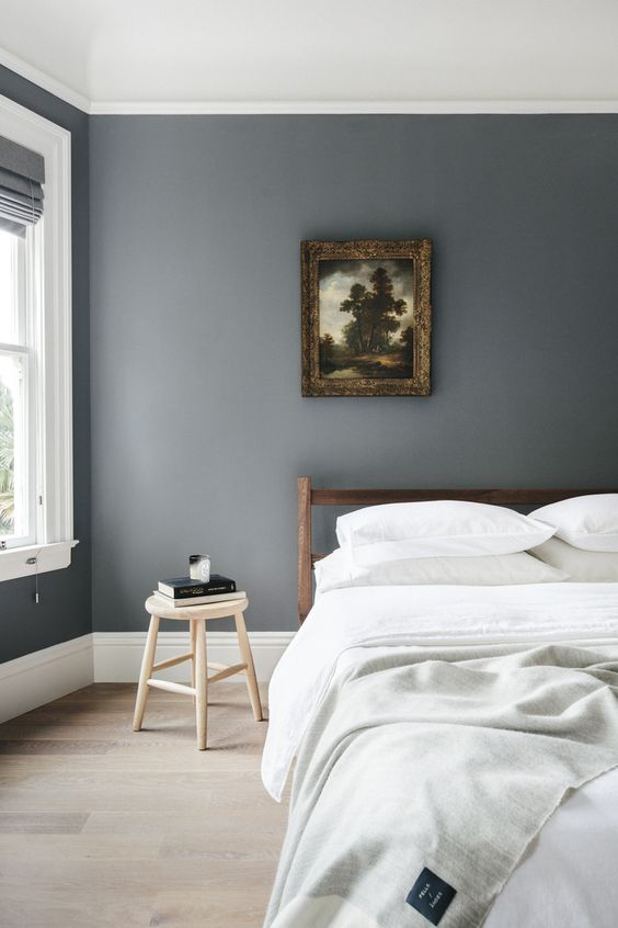 Master Bedroom Decor Ideas Dark Furniture Paint Colors