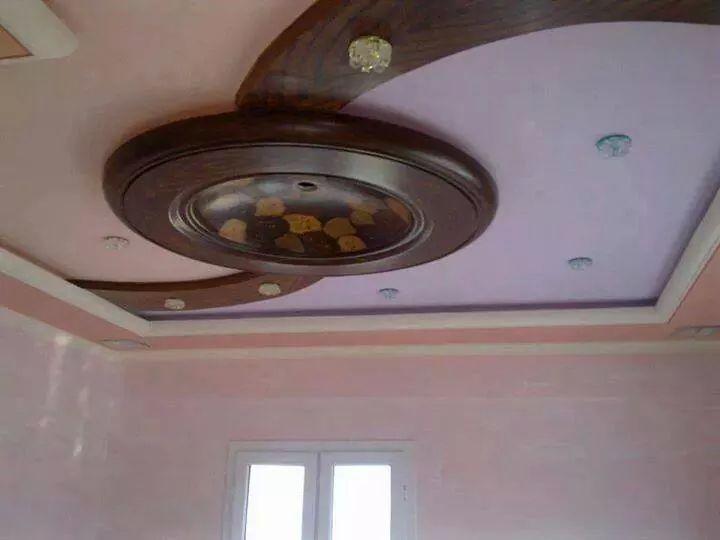 اسقف شقق وفلل بالصور ديكورات الأسقف (15)