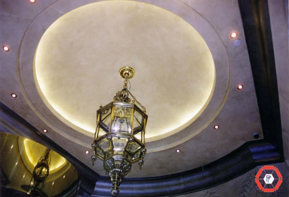 اسقف شقق وفلل بالصور ديكورات الأسقف (43)