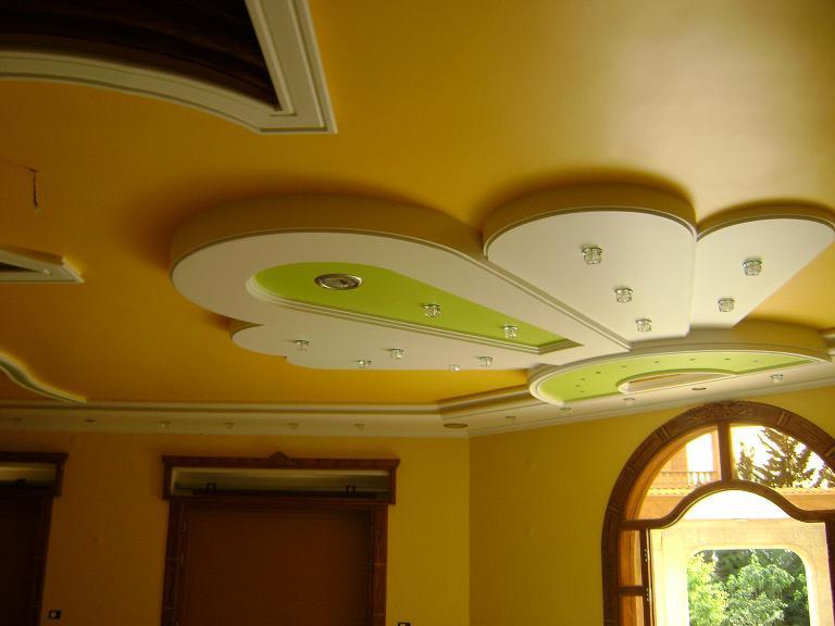 صور اسقف جبس بورد جديدة مودرن فخمة بتصميمات شيك سوبر كايرو