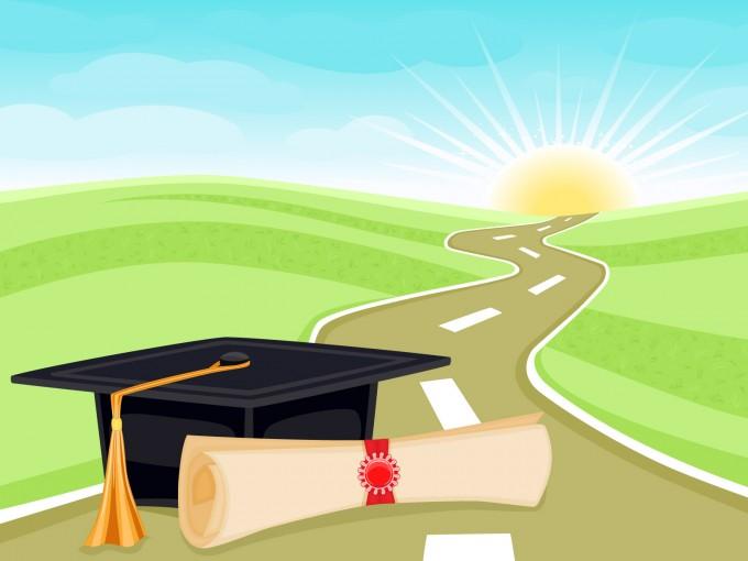 صور التهنئة بالتخرج من الكلية  (2)