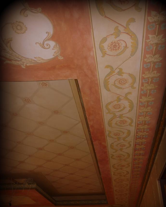 صور رسومات حوائط وورق حائط والوان حوائط جديدة (21)