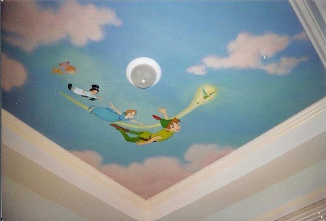 صور رسومات حوائط وورق حائط والوان حوائط جديدة (57)