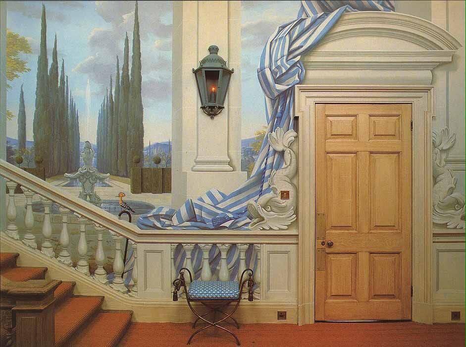 صور رسومات حوائط وورق حائط والوان حوائط جديدة (66)