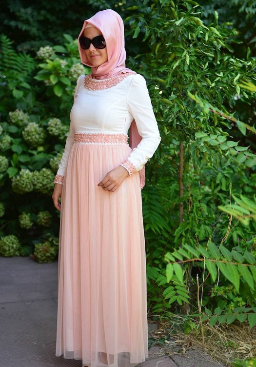 ملابس محجبات موضة 2016 للبنات المحجبات فاشون وازياء جديدة (2)