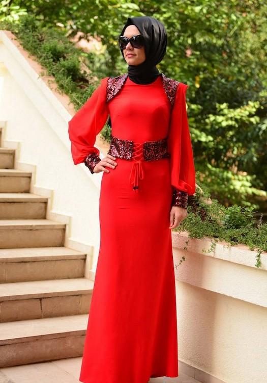 ملابس محجبات موضة 2016 للبنات المحجبات فاشون وازياء جديدة (22)
