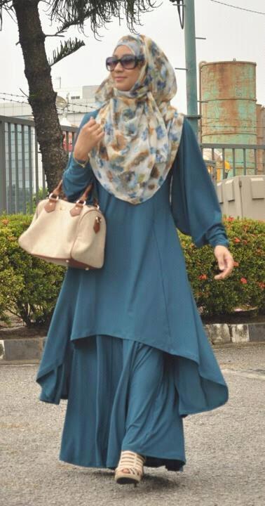 ملابس محجبات موضة 2016 للبنات المحجبات فاشون وازياء جديدة (53)