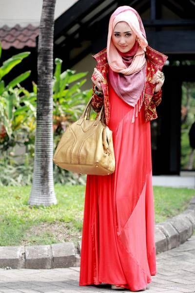 ملابس محجبات موضة 2016 للبنات المحجبات فاشون وازياء جديدة (68)