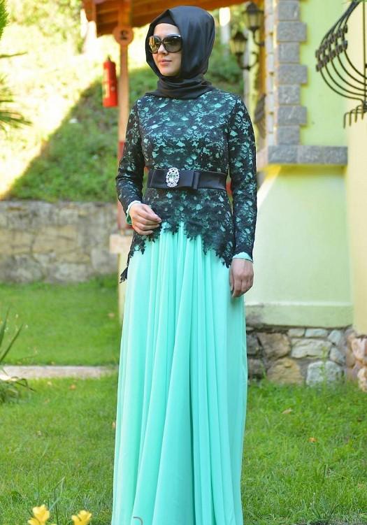 ملابس محجبات موضة 2016 للبنات المحجبات فاشون وازياء جديدة (80)