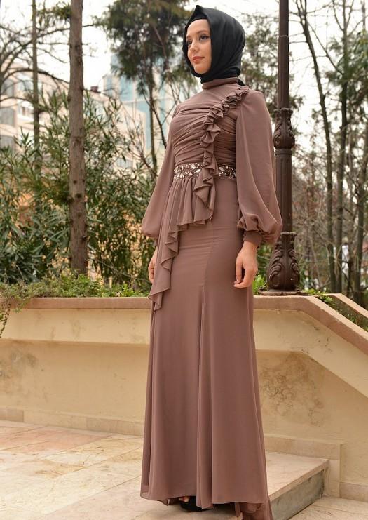 e512a0c92 ... ملابس محجبات موضة 2016 للبنات المحجبات فاشون وازياء جديدة (82) ...