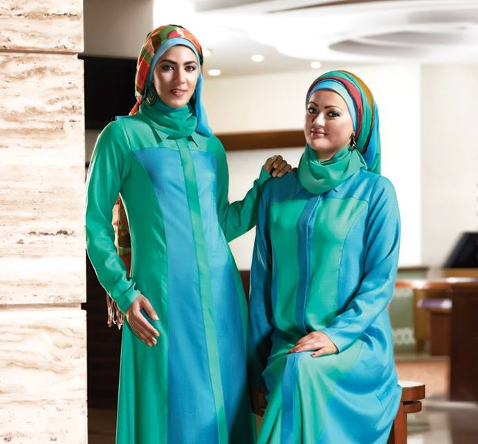 ملابس محجبات موضة 2016 للبنات المحجبات فاشون وازياء جديدة (84)