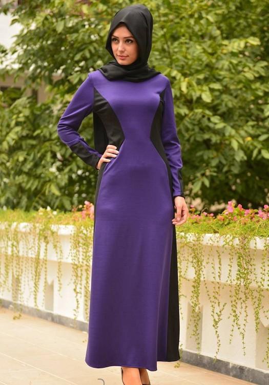 e2c437ac1 ... ملابس محجبات موضة 2016 للبنات المحجبات فاشون وازياء جديدة (85) ...