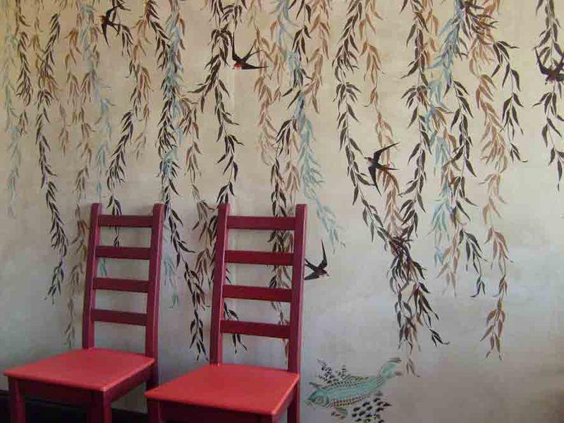 صور رسم علي الحوائط ورسم علي الجدران (3)
