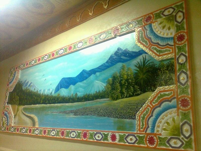 صور رسم علي الحوائط ورسم علي الجدران (9)
