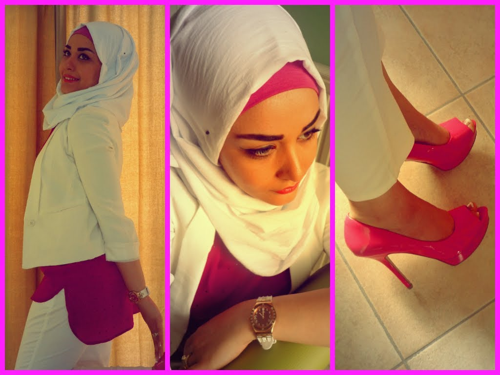 Put the spring in your step with hijab fashion outfits