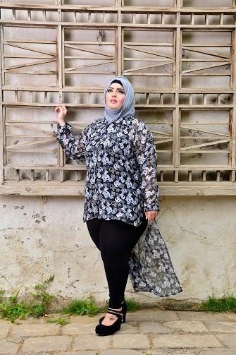 صور احدث موضة ازياء المحجبات لبس محجبات تركي مودرن (20)