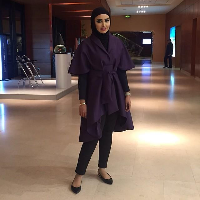 صور احدث موضة ازياء المحجبات لبس محجبات تركي مودرن (30)