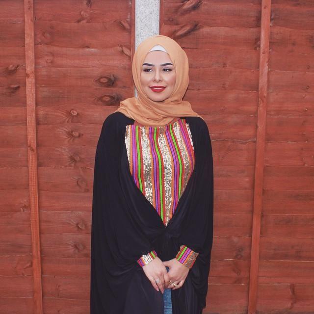 صور احدث موضة ازياء المحجبات لبس محجبات تركي مودرن (34)