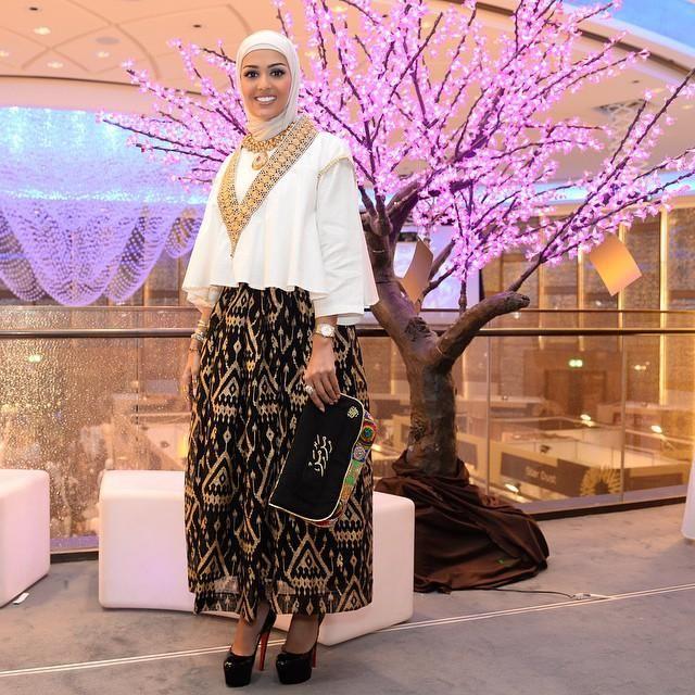 صور احدث موضة ازياء المحجبات لبس محجبات تركي مودرن (6)