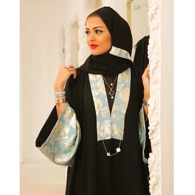 صور احدث موضة ازياء المحجبات لبس محجبات تركي مودرن (8)