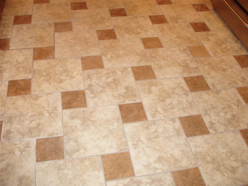 Ceramic floor tile patterns for kitchen and bathroom floor design, floor tile pattern introduction, pics, size: 35x35, 47x47, Floor tile patterns are an . Kitchen Flooring Designs and Floor Coverings Information on Kitchen Floors Design, Floor Covering and Floor StandardsHow to Find a Great Kitchen Tile Pattern Idea Some great design ideas or more specifically kitchen tile pattern ideas include monochromatic patterns that are designed with color schemes made of very similar colors.