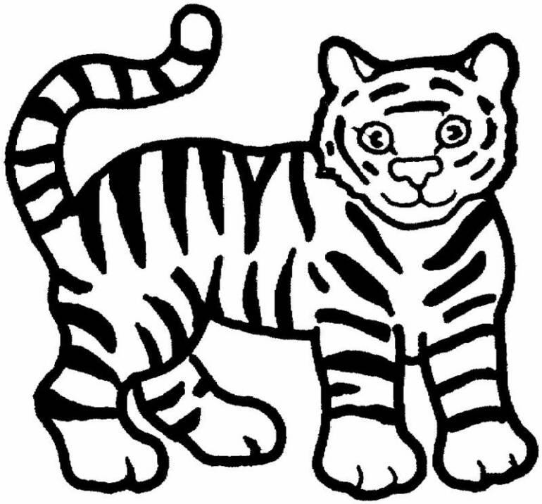 صور رسومات للتلوين للأطفال تلوين رسم اطفال (5)