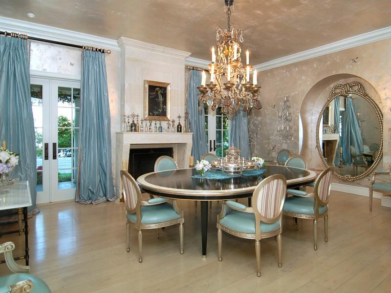 50 Dining Room Decorating Ideas And Pictures: صور غرف سفرة مودرن شيك 2016 بديكورات فخمة