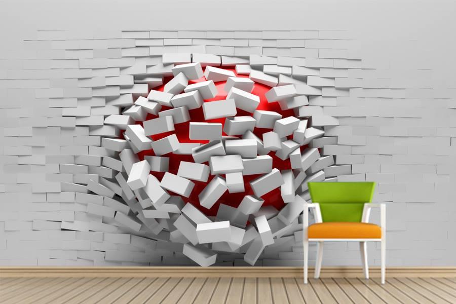 صور ورق حائط 3d بتصميمات عالمية جديدة (28)