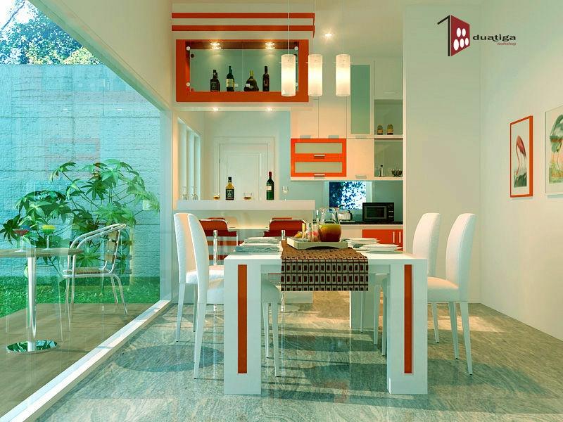 غرف سفرة 2016 بتصميمات مودرن جديدة فخمة (16)