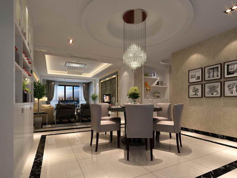 غرف سفرة 2016 بتصميمات مودرن جديدة فخمة (28)