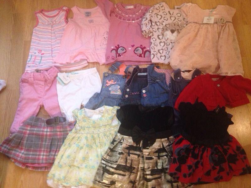 ملابس اطفال بنات مواليد جديدة وشيك 2016 (32)