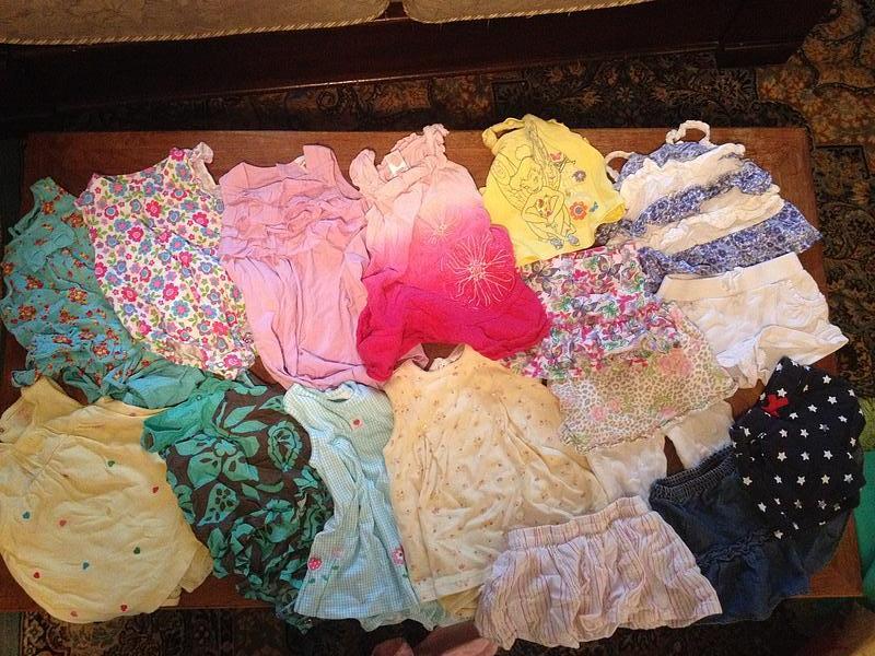 ملابس اطفال بنات مواليد جديدة وشيك 2016 (4)