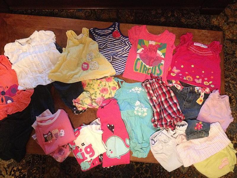 ملابس اطفال بنات مواليد جديدة وشيك 2016 (6)