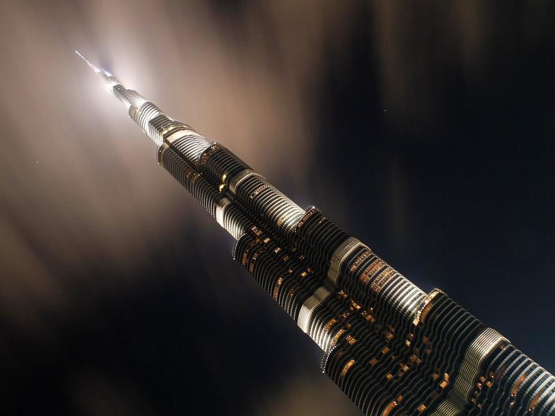 صور برج خليفة خلفيات ورمزيات برج خليفة HD (19)