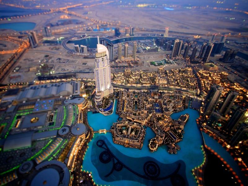 صور برج خليفة خلفيات ورمزيات برج خليفة HD (22)