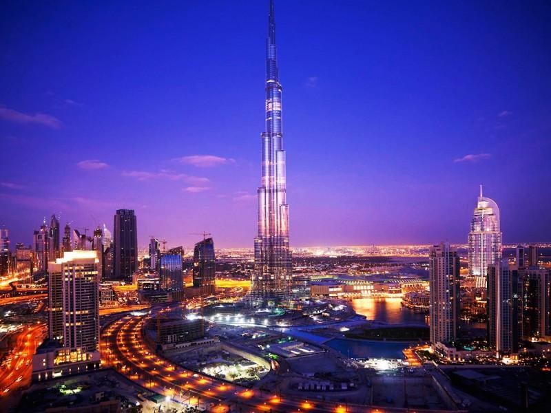 صور برج خليفة خلفيات ورمزيات برج خليفة HD (26)