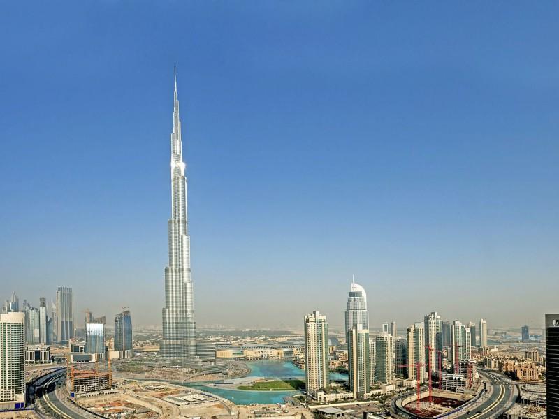 صور برج خليفة خلفيات ورمزيات برج خليفة HD (38)