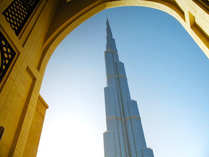 صور برج خليفة خلفيات ورمزيات برج خليفة HD (8)