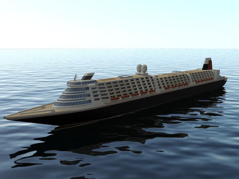 صور تصميمات سفن ضخمة جديدة احلي سفن العالم (30)
