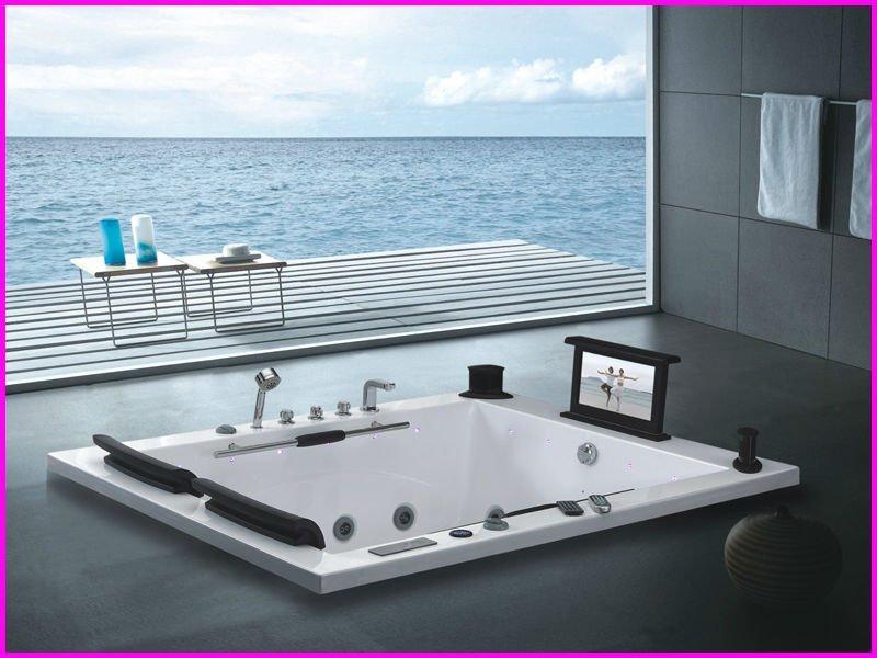صور حمامات جاكوزي فخمة مودرن شيك للفلل والقصور (19)