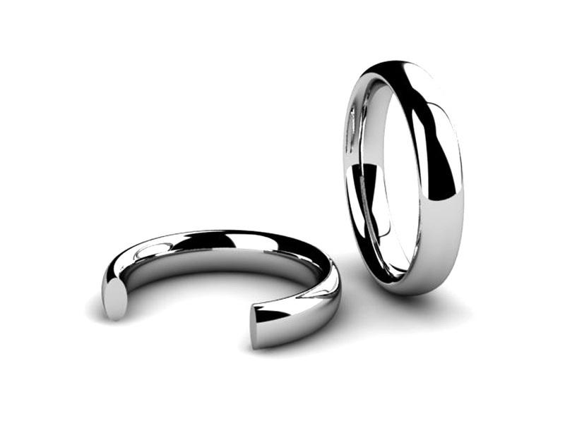 صور خواتم زواج ذهب والماس فخمة مودرن شيك (13)