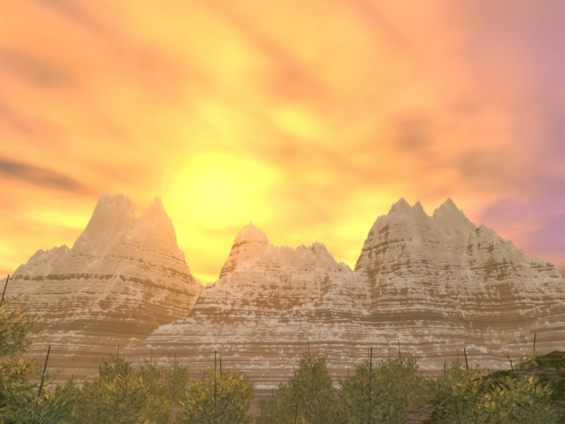 صور شروق الشمس احلي خلفيات للشروق بجودة HD (3)