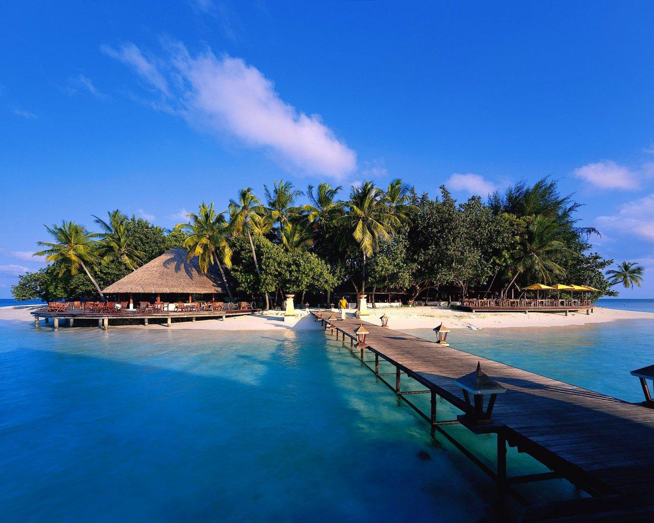 Hd - Villa de vacances exotiques island views ...