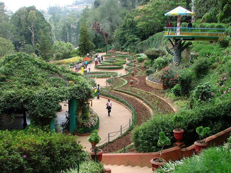 صور حدائق فلل وقصور اجمل مناظر حدائق (10)