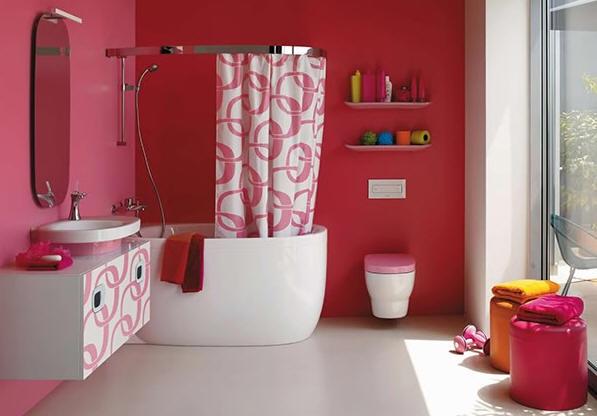 صور حمامات 2016 احدث اشكال الحمامات المودرن (1)
