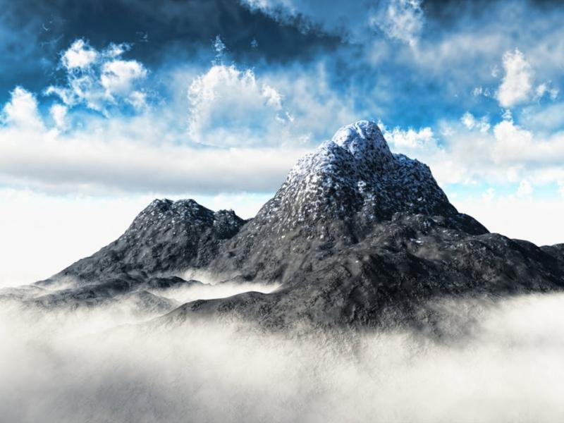 صور خلفيات جبال HD احلي صور الجبال (17)