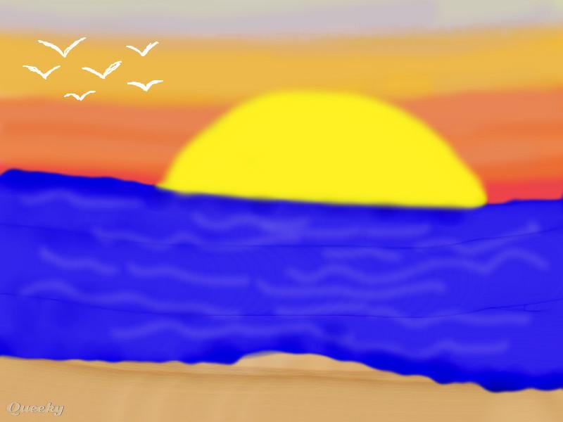 صور عن غروب الشمس اجمل خلفيات الغروب (2)